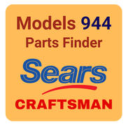 Sears Craftsman Part finder Model 944 Partsbay.ca-