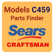 Sears Craftsman Part finder Model C459 Partsbay.ca- Canada