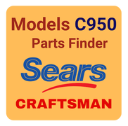 Sears Craftsman Part Finder Model C950 Partsbay.ca - Canada
